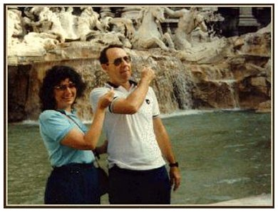 Three Coins in the Trevi Fountain - 1985