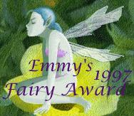 The Fairy Award - 12 Nov 97