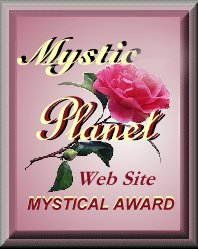 Mystic Planet's Mystical Award designed by Dale Mann